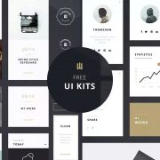 55 FREE UI Kit Elements