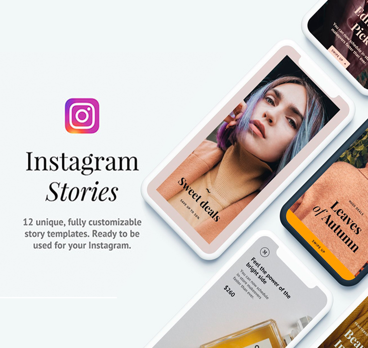 Napali Instagram Story Templates