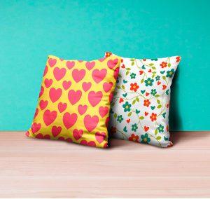 Pillows Mockup
