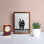 Picture Frame Mockup PSD